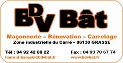 Rénovation 06, Maçonnerie Grasse